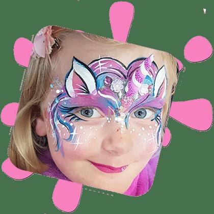 Childrens Party Face Painter Southampton 420x420 1