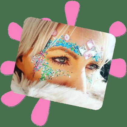 Festival Face Painter Hampshire 420x420 1