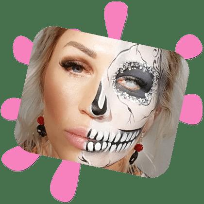 Halloween Face Painter Eastleigh 420x420 1
