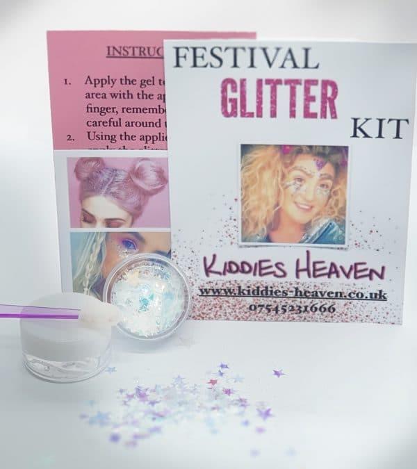 ASTRAL PLANE Festival Glitter Kit