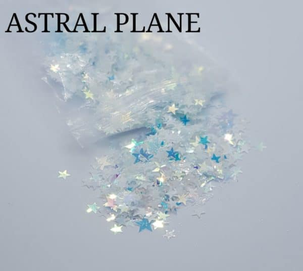 ASTRAL PLANE GLITTER COLOUR
