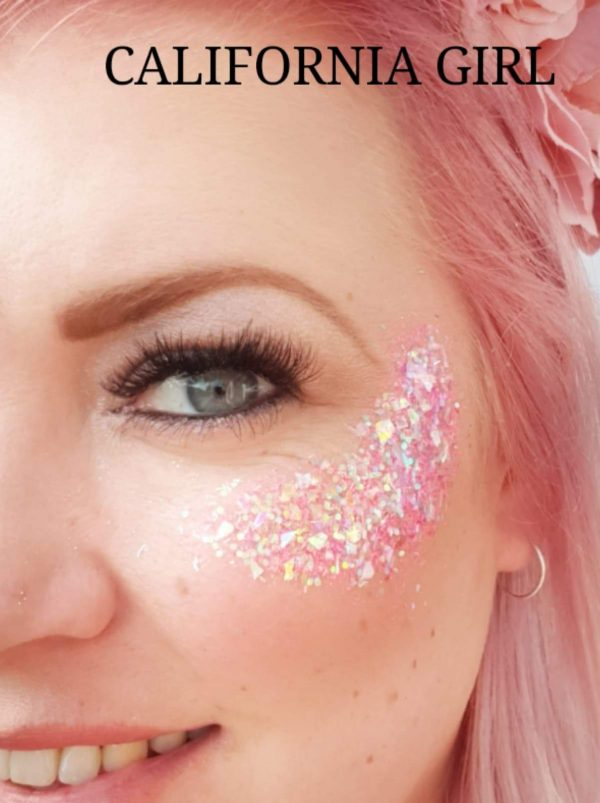 CALIFORNIA GIRL COLOUR Festival Glitter Kit