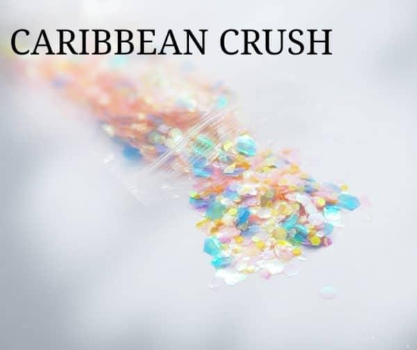 CARIBBEAN CRUSH GLITTER COLOUR