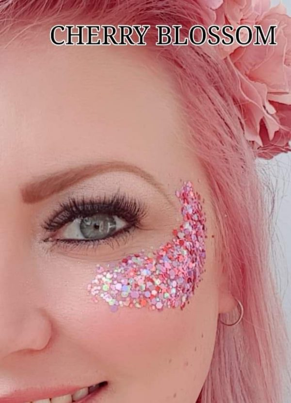 CHERRY BLOSSOM COLOUR Festival Glitter Kit