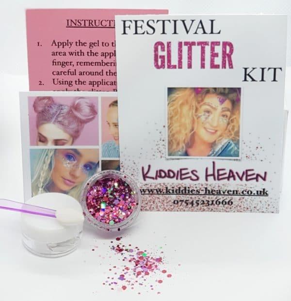 CHERRY BLOSSOM Festival Glitter Kit