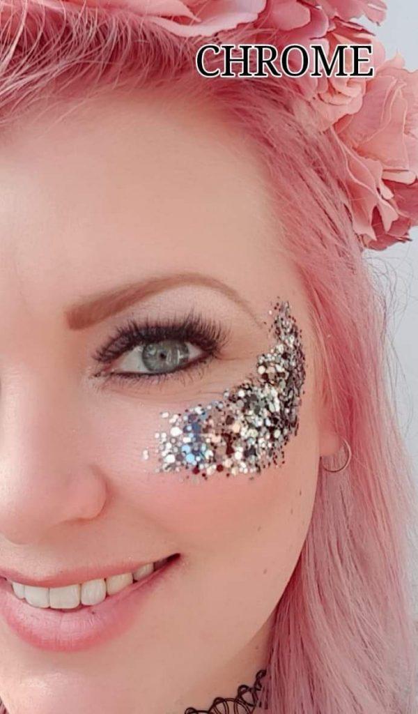 CHROME COLOUR Festival Glitter Kit