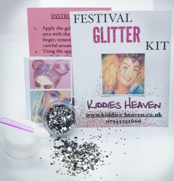 CHROME Festival Glitter Kit