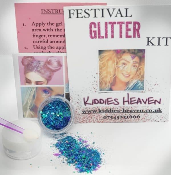 COTE DAZUR Festival Glitter Kit