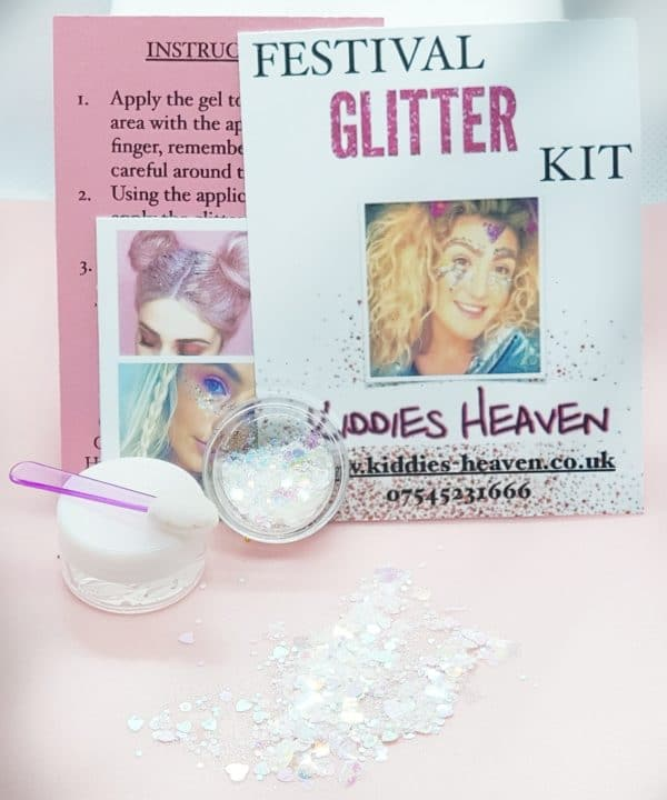 CUPID Festival Glitter Kit