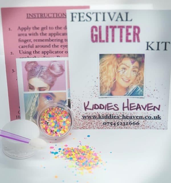 DISCO Festival Glitter Kit