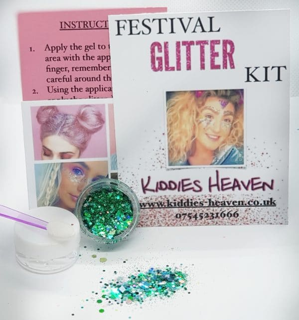 ENCHANTED FOREST Festival Glitter Kit