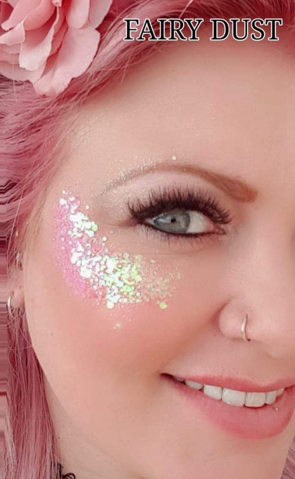 FAIRY DUST COLOUR Festival Glitter Kit