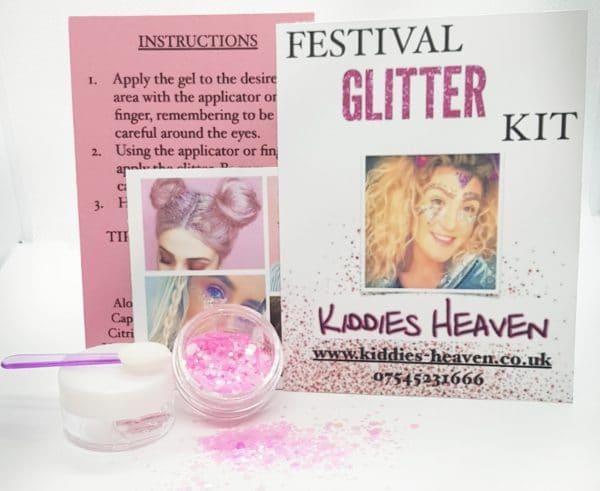 FAIRY DUST Festival Glitter Kit