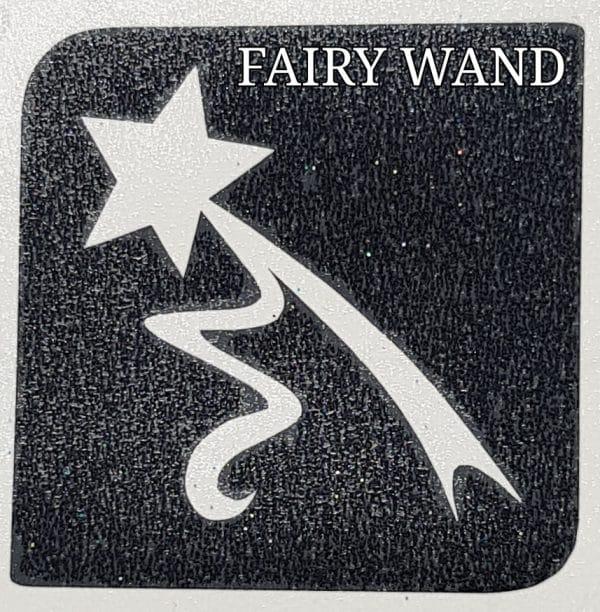 Fairy Wand Glitter attoo