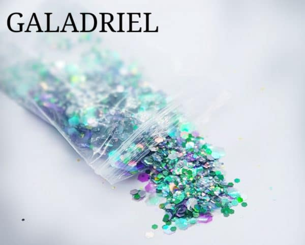 GALADRIEL GLITTER COLOUR