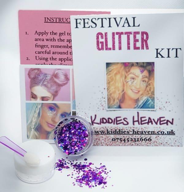 HAZE Festival Glitter Kit