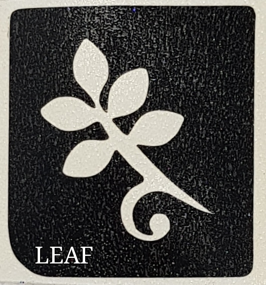 LEAF Glitter Tattoo Kit
