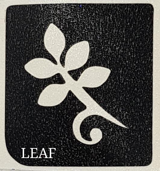 LEAF Glitter Tattoo Kit