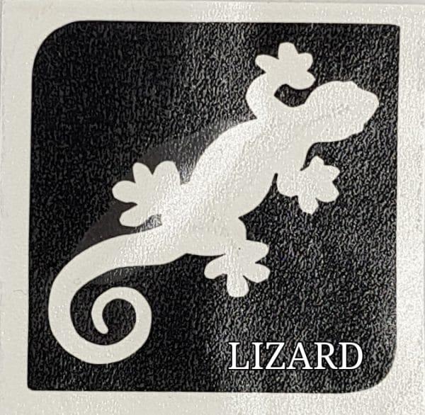 LIZARD Glitter Tattoo Kit