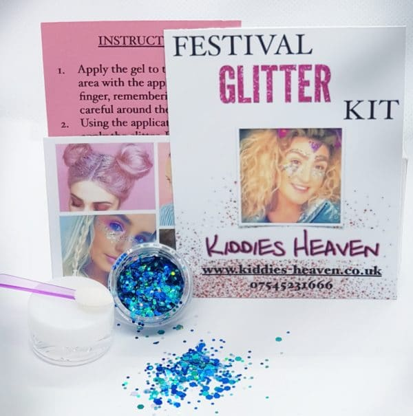 MONTEGO BAY Festival Glitter Kit