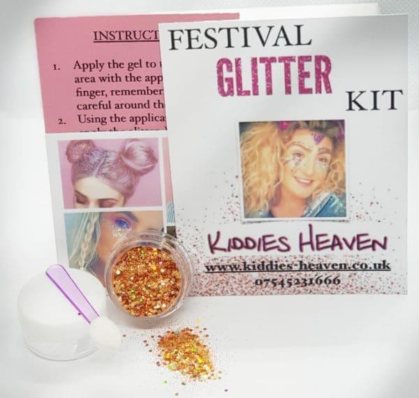RUST Festival Glitter Kit