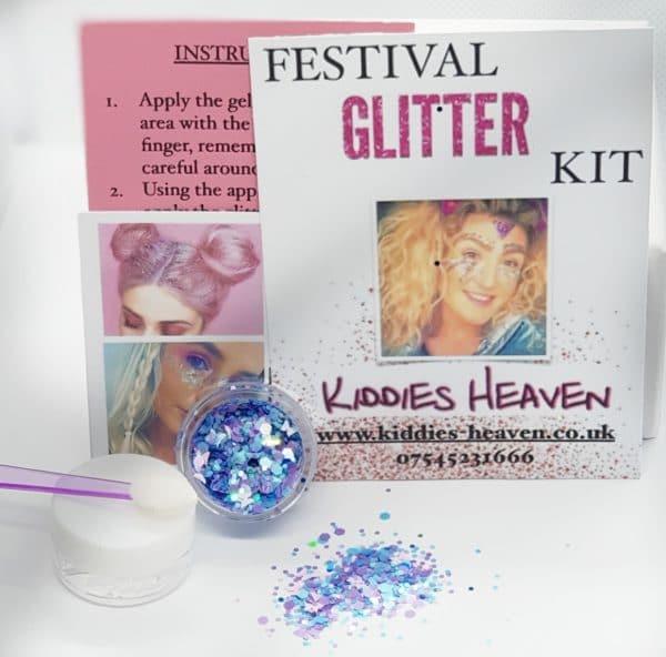 SECRET GARDEN Festival Glitter Kit