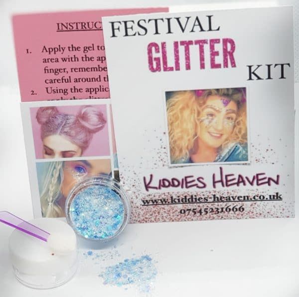 STARLIGHT EXPRESS Festival Glitter Kit