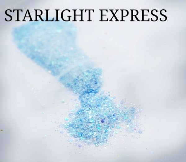 STARLIGHT EXPRESS GLITTER COLOUR