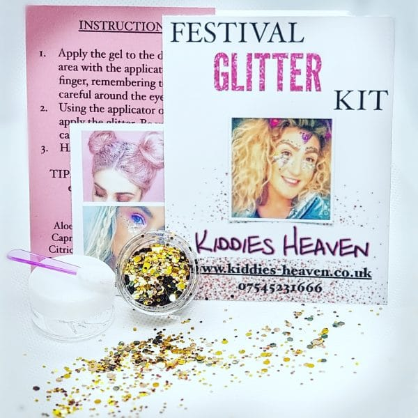 SUNDOWN Festival Glitter Kit