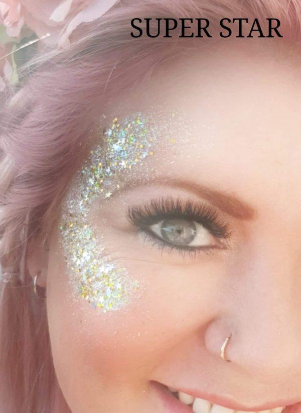 SUPER STAR COLOUR Festival Glitter Kit